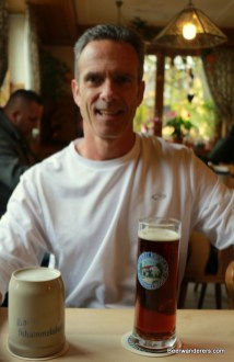 guy with beer