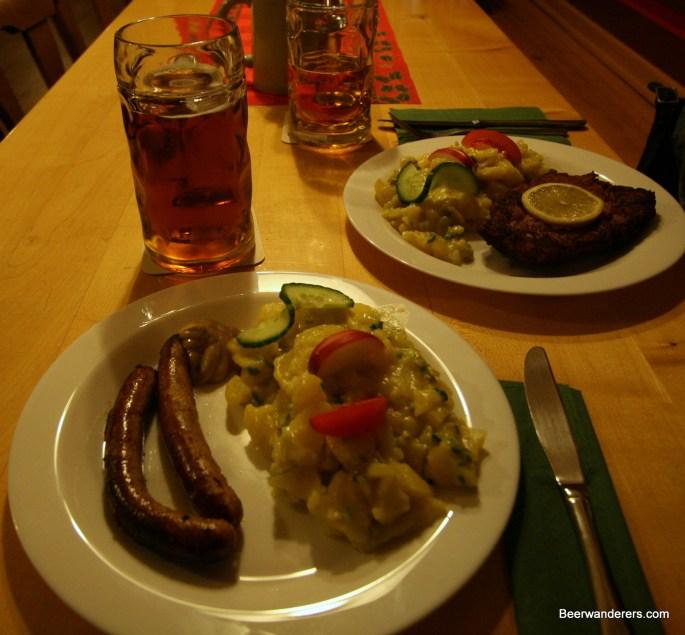forchheim hebendanz food