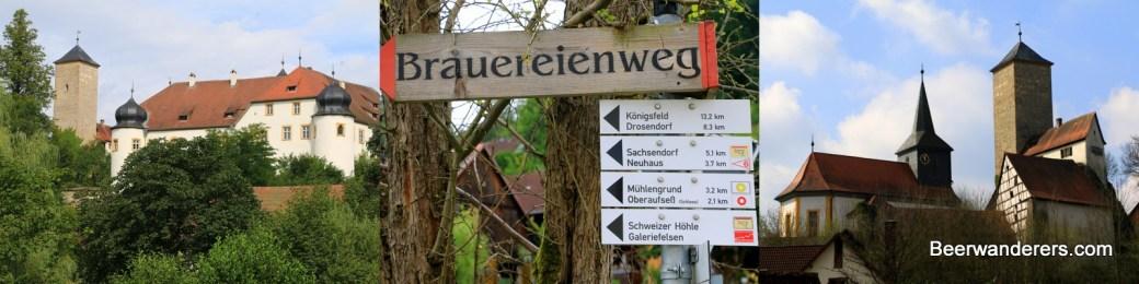 aufsess trail banner