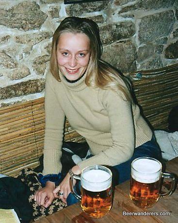 prague beer d