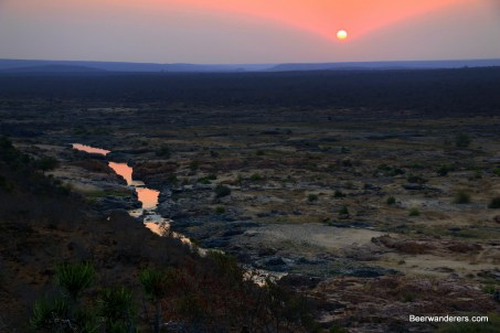 sunrise olifants river