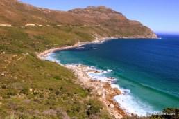 coastline drive blue ocean