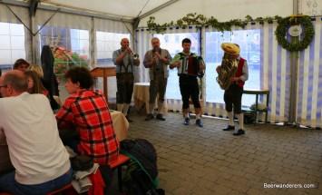 traditional band lederhosen