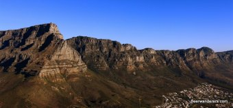 mountains in Cape Town
