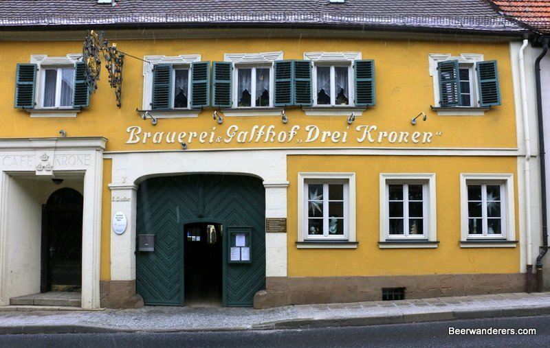 brewery front