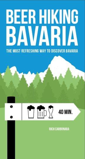 Beer Hiking Bavaria cover