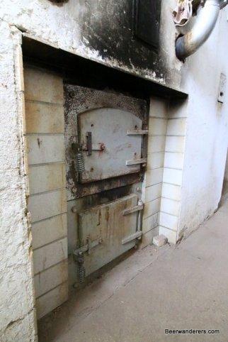 wood burnig oven