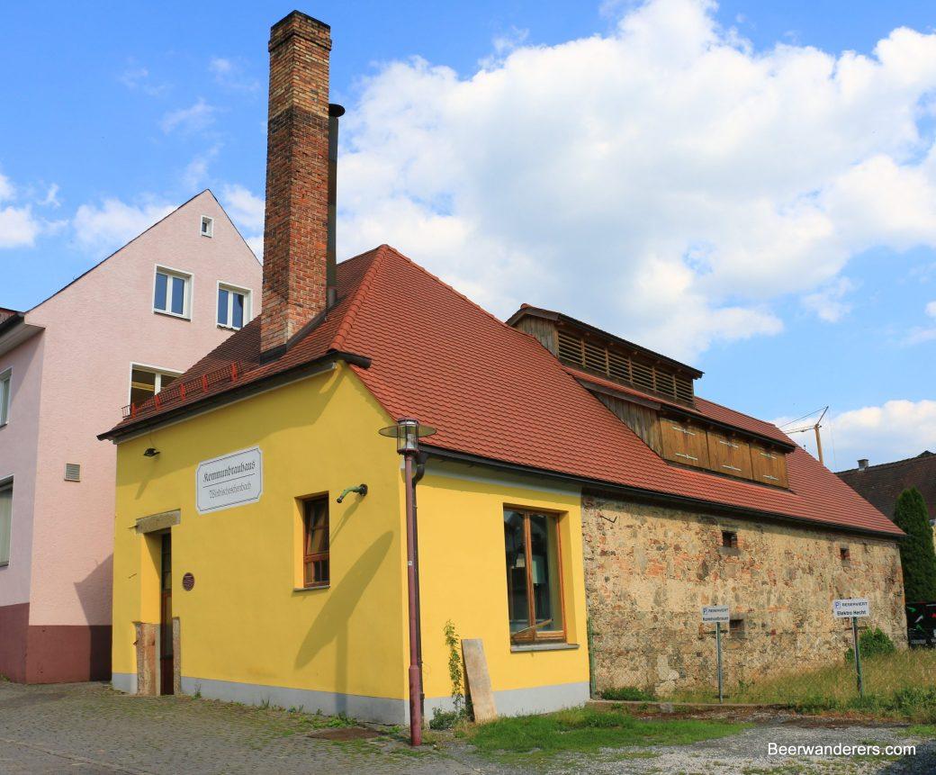 communal brew house Windischeschenbach