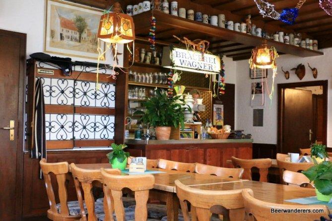 cosy pub interior