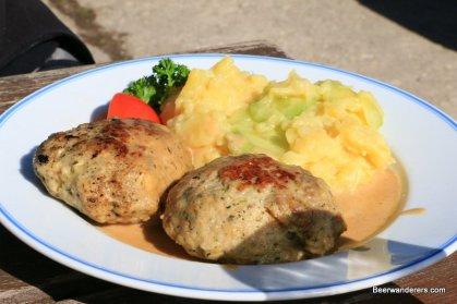 ground meat patties