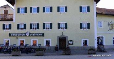 the Schönram Bräustüberl