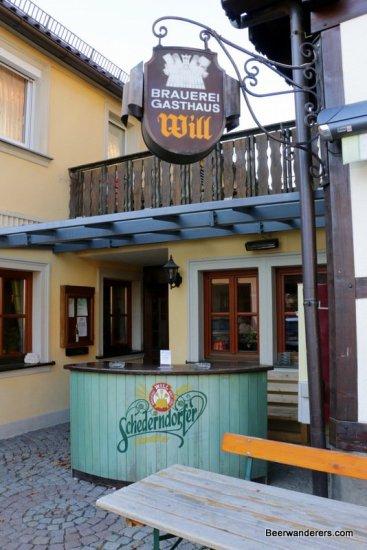 schederndorf will exterior