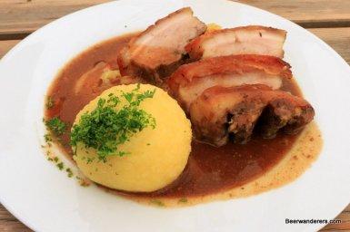 pork stomach and dumpling