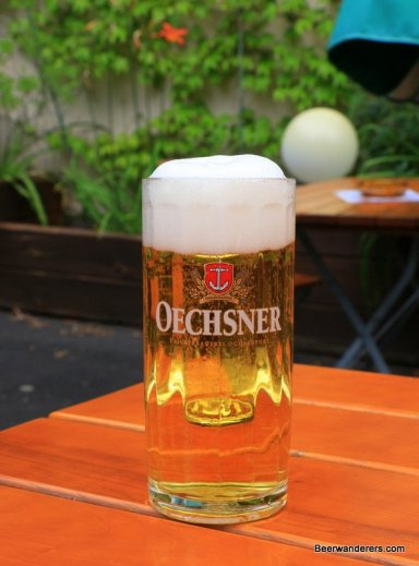 ochsenfurt zum anker beer