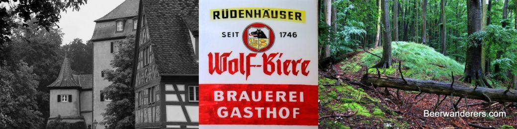 rüdenhausen hike banner