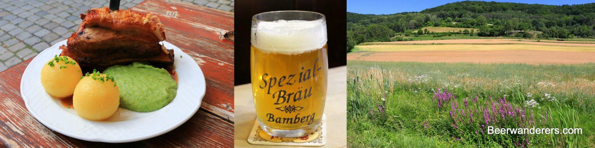 food beer landscape