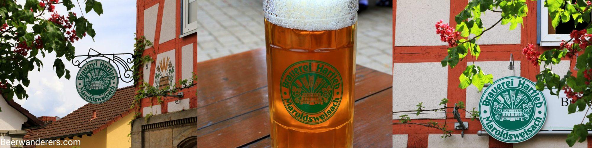brewery sign beer in logo mug