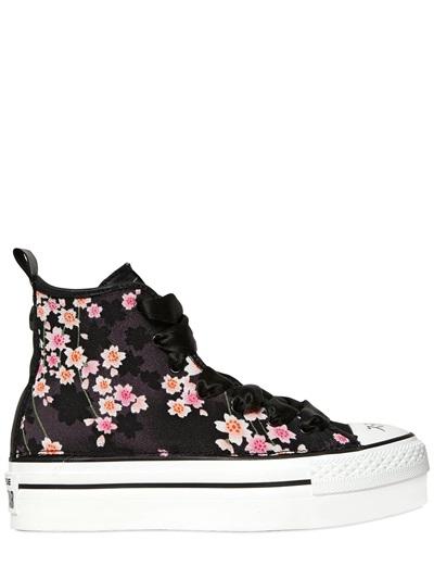 Luisa Via Roma, Converse 40mm Chuck Taylor High Top Sneaker