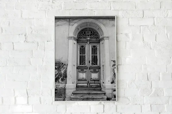 Vintage door photo high quality