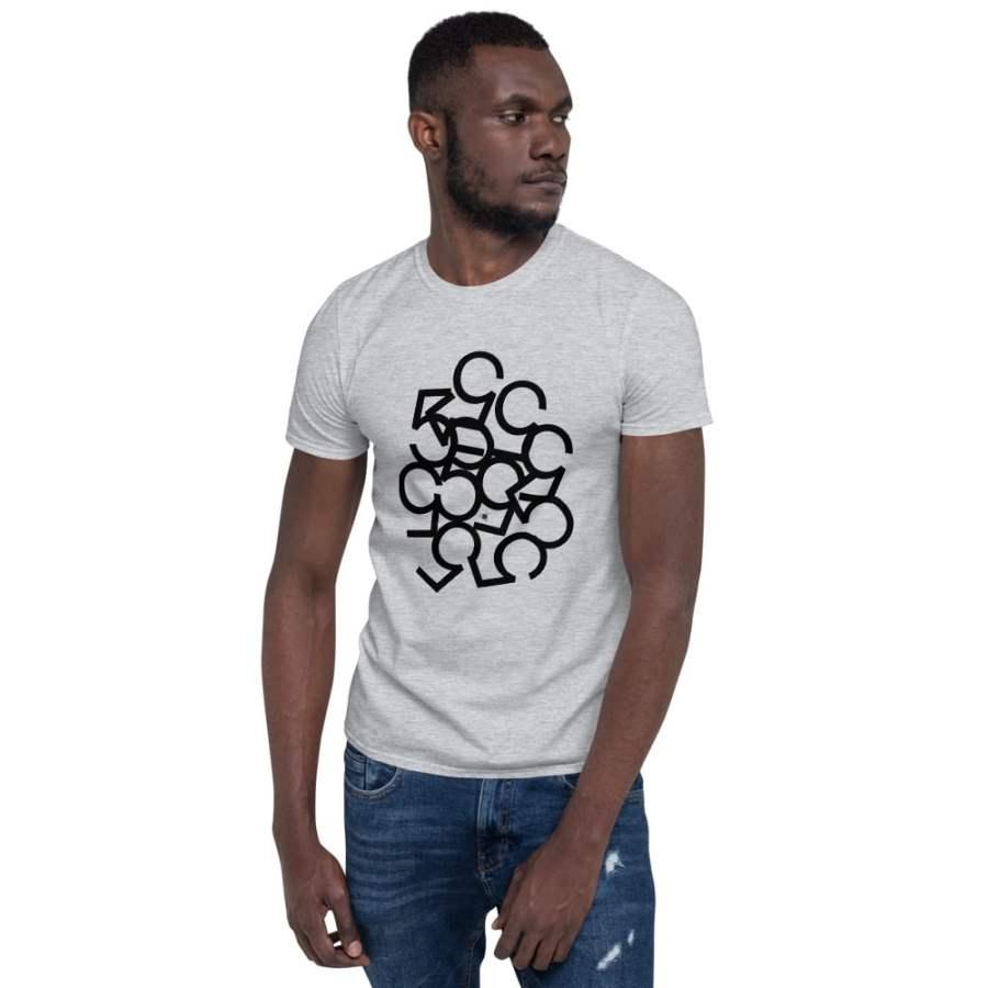 unisex basic softstyle t shirt sport grey front 60328b765ffb4