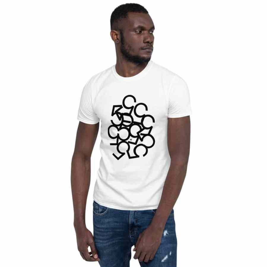 Number 5 T-shirt high quality