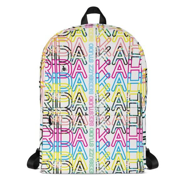 """Backpack """"FRIDA KAHLO"""" high quality"""