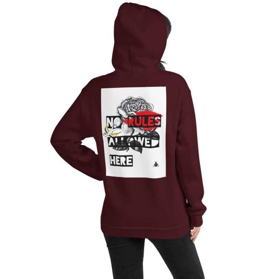 unisex heavy blend hoodie maroon back 6148bb8851980