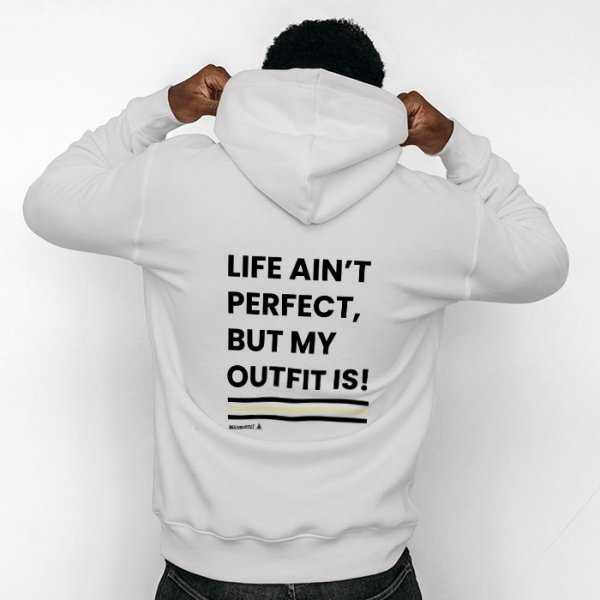 """Women Hoodie """"quote 4"""" high quality"""