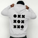 Men Hoodie XOX high quality 1