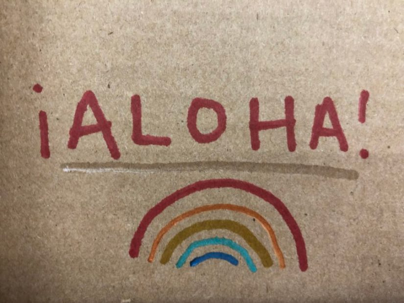 Aloha from the HUB