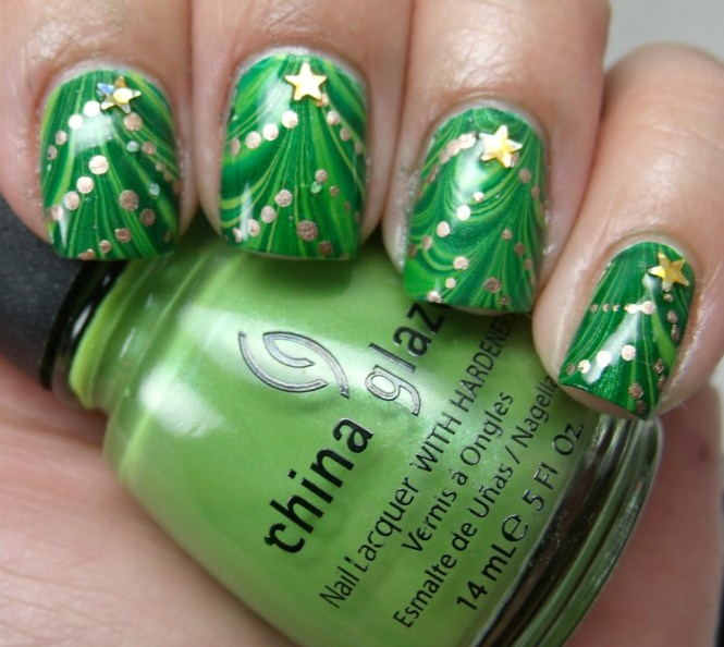 Nail Art Water Marble Tutorial On Dailymotion Best Ideas