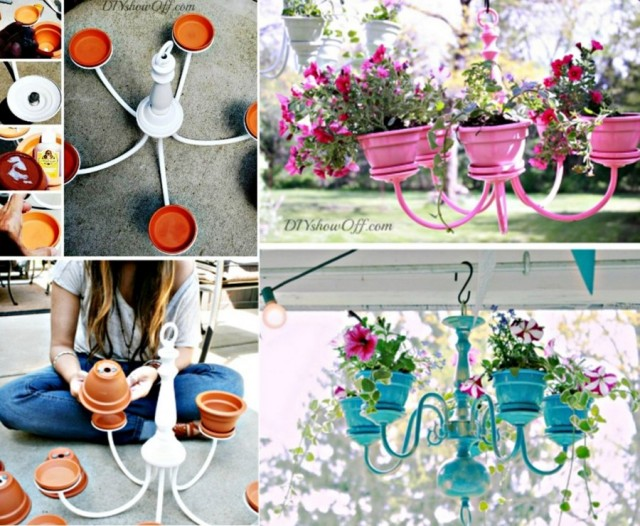 20+ Amazing Clay Pot DIY Projects for Your Garden5
