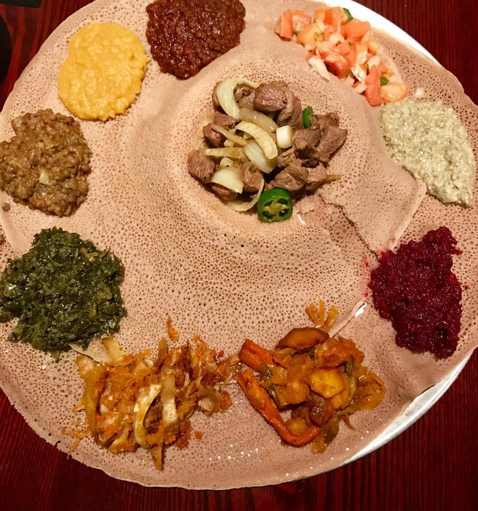 Beese Eats: Lucy Ethiopian Restaurant | Adebisi Adebowale