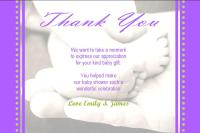 Tips And Ideas For Baby Shower Thank You Cards | FREE ...