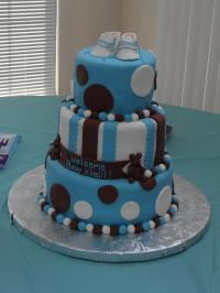 Great Ideas For Boys Baby Shower Cakes | Baby Shower for ...