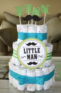 Cheap Baby Shower Ideas Boy
