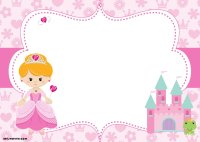 Princess Themed Baby Shower Ideas | FREE Printable Baby ...