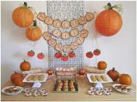 Decorating Ideas For Baby Shower Centerpieces