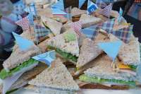 Creative Food Ideas For Baby Shower boy | Baby Shower for ...