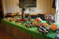Jungle Theme Baby Shower Ideas For Boys