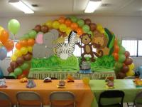 Jungle theme Baby Shower Ideas | FREE Printable Baby ...