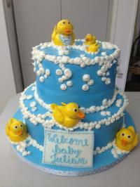 Rubber Ducky : Cool Themes Baby Shower Ideas | Baby Shower ...