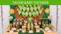 Easy Ways To Throw Safari Baby Shower Themes