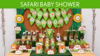 Easy Ways To Throw Safari Baby Shower Themes | FREE ...