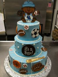 Sports Themed Baby Shower Ideas | FREE Printable Baby ...