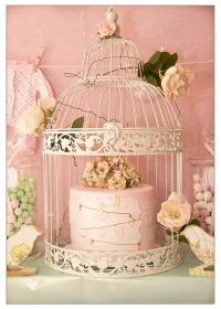 Vintage Baby Shower Ideas