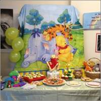 Perfect Winnie The Pooh Baby shower | FREE Printable Baby ...