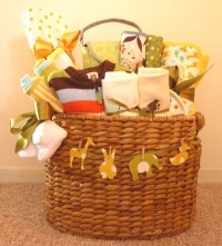 Some Ideas To Design Baby Shower Basket On Your Own | FREE ...