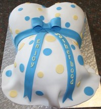 Creative And Unique Ideas For Baby Shower Cake Ideas