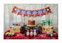 Cowboy And Cowgirl Baby Shower Ideas | FREE Printable Baby ...